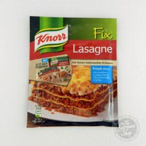 Knorr-Fix-lasagne