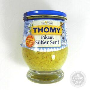 Thomy-pikant-suesser-senf-glas