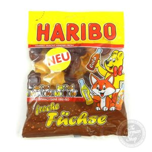 haribo-freche-fuchse-200g