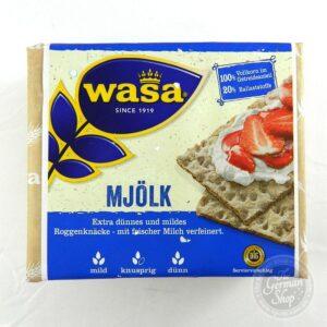 Wasa-mjoelk
